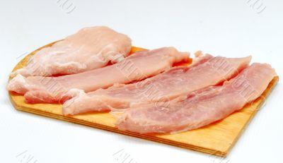 meat, prepare meals