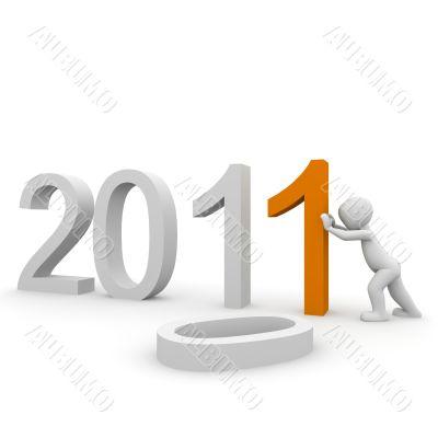 2 new year 2011