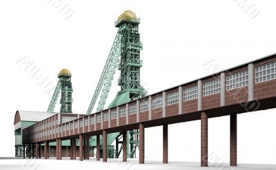Zeche Coal mine