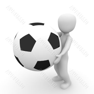 holding ball 2