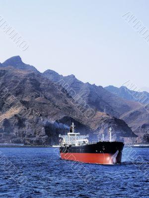 Big Ship non Atlantic Ocean