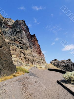 Road on Hierro