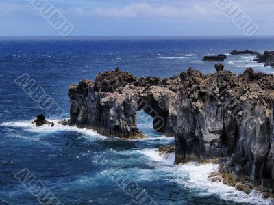 Hierro Coastline