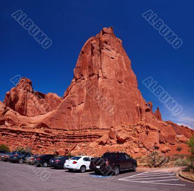 Park Avenue Trail Parking