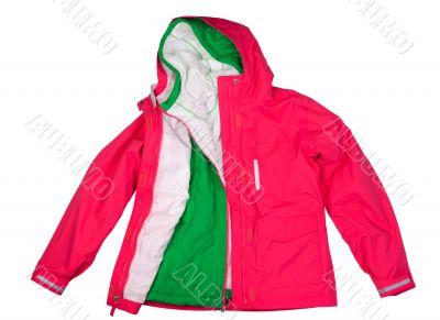 sports jacket double