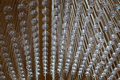 abstract strings and crystals