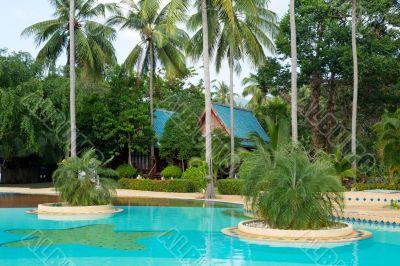 Beautiful villa. General view