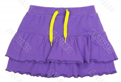 children`s skirt