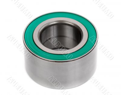 new single bearing to the vehicle on a white background