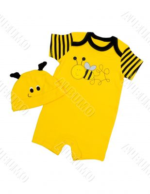 Children`s costume bee