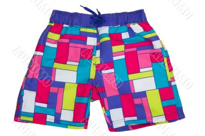 children`s beach shorts