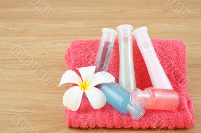 liquid soap, gel, shampoo, oil