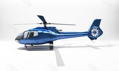 Modern helicopter