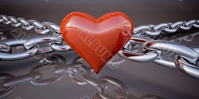 Love is a strong link