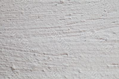 Old painted plaster