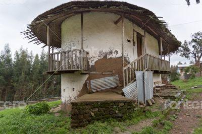 Emperor Menelik's Palace-Elfign