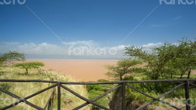 Shores of Langano Lake