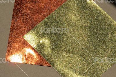 Foil Paper Series