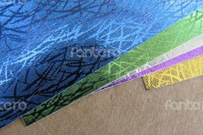 Foil Paper Series 28