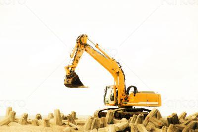 Massive Excavator