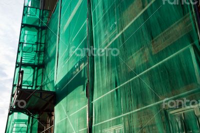 Green Scaffolding
