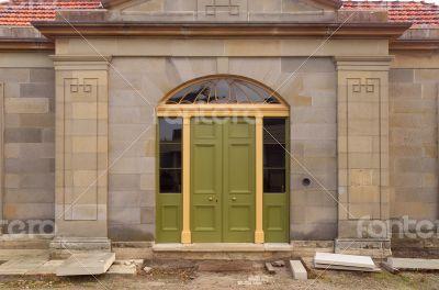 Sandstone Construction