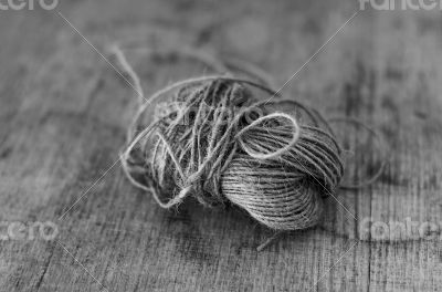 Bundle of String