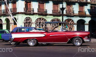 Caribbean Cuba Oldtimer