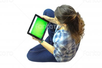 Using a Tablet