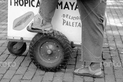 Mexico  Hawker