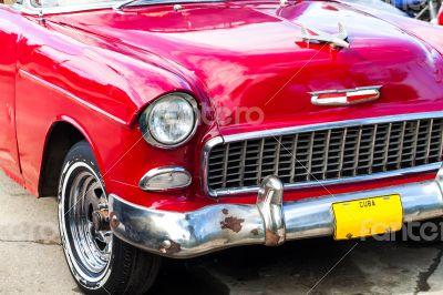 Cuba american Oldtimer - Classic Car 5