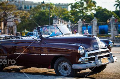 Cuba american Oldtimer - Classic Car 3