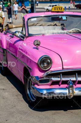 Cuba american Oldtimer - Classic Car 2