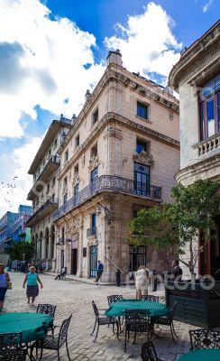 Caribbean Marketplace Cuba in Havana