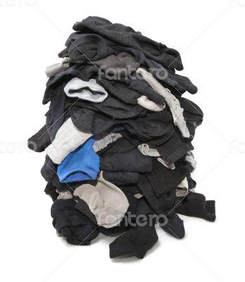 Heap of socks