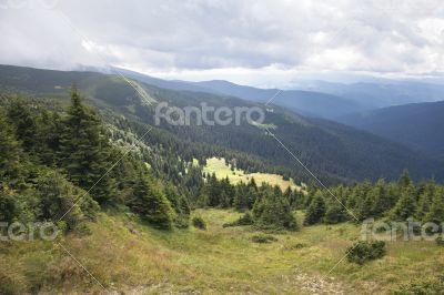 Carpathian mountains