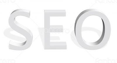 SEO  logo company concept