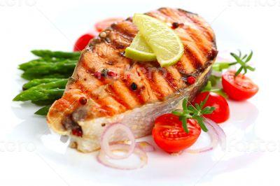 amazing chop fish
