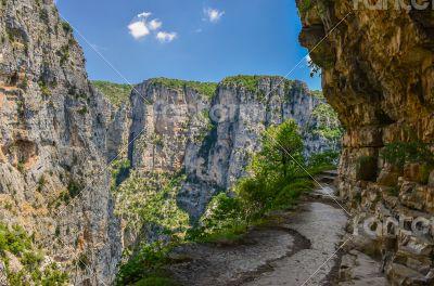 Canyon of Vikos