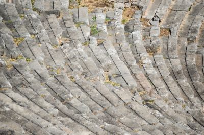 Amphitheater in Greece