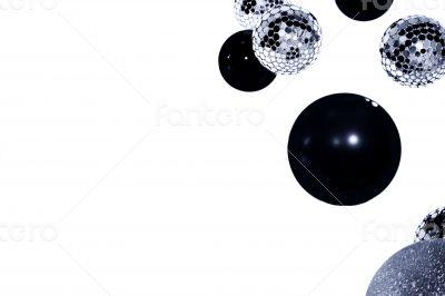 Isolated disco balls