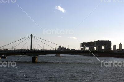 Severin Bridge Cologne