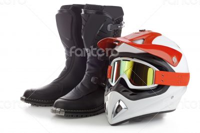Motocross protection equipment