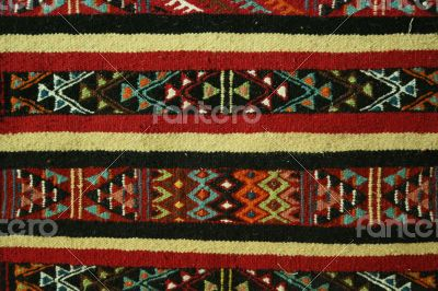 Berber`s carpet style - Margoum