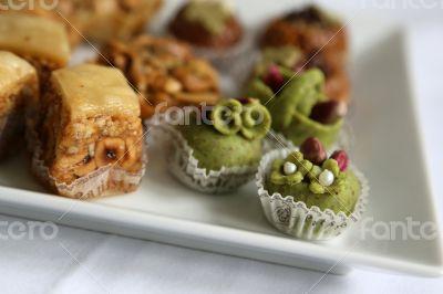 Tratidional tunisian sweets