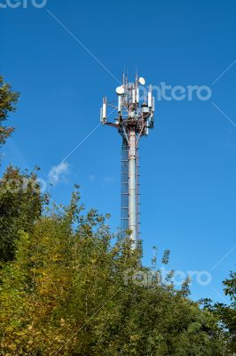 Cellular antenna.