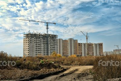 New development in Lipetsk.