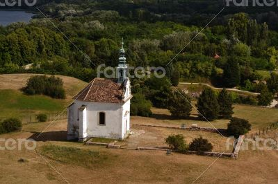 Chapel in Tata Hungary