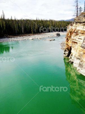Jasper National Park Lake Reflection