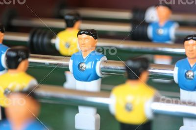 Table Football Figures